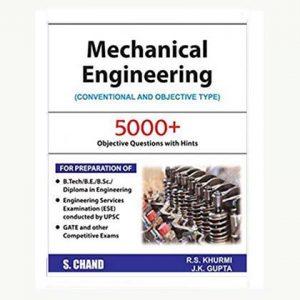 Mechanical Engineering MCQ by RS Khurmi