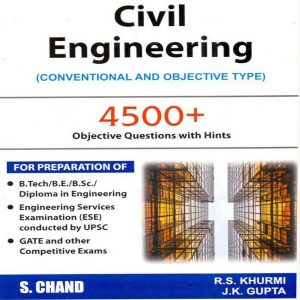 RS Khurmi MCQ Civil Engineering