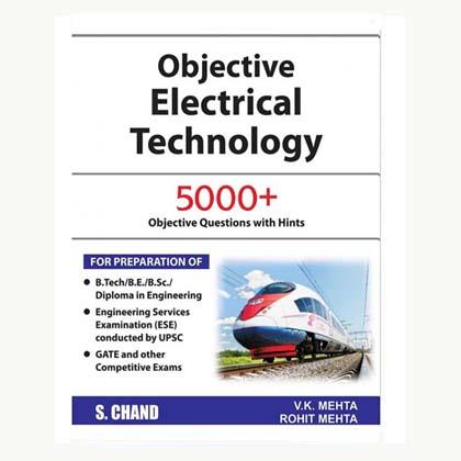 Objective Electrical Technology by V.K Mehta