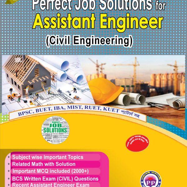 Assistant Civil Engineering Job Solutions 2021
